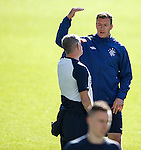 Kevin Kyle and Ian Durrant