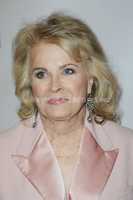 WWW.ACEPIXS.COM<br /> January 20, 2015 New York City<br /> <br /> Candice Bergen attending the Museum of The Moving Image honors Julianne Moore at 583 Park Avenue on January 20, 2015 in New York City.<br /> <br /> Please byline: Kristin Callahan/AcePictures<br /> <br /> ACEPIXS.COM<br /> <br /> Tel: (212) 243 8787 or (646) 769 0430<br /> e-mail: info@acepixs.com<br /> web: http://www.acepixs.com