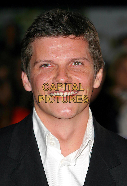 NIGEL HARMAN.National Television Awards 2003 Held At The Royal Albert Hall, South Kensington, London.28th October 2003  .Ref: Ten.headshot, portrait.www.capitalpictures.com.sales@capitalpictures.com.©Capital Pictures