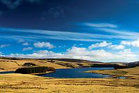 Whiteadder Reservoir from The Herring Road, the Lammermuir Hills, East Lothian