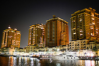 QATAR, Doha, luxury appartment space The Pearl / KATAR, Doha, Luxus Appartmentsiedlung The Pearl