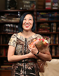 Young Jean Lee during the Broadway opening night curtain Call of 'Straight White Men' at Hayes Theater on July 23, 2018 in New York City.