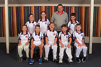 Year 7 Falcons. Eastern Suburbs Cricket Club junior team photos at Easts Cricket clubrooms, Kilbirnie, Wellington, New Zealand on Monday, 6 March 2017. Photo: Dave Lintott / lintottphoto.co.nz