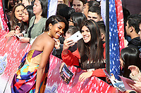 PASADENA, CA - MARCH 11: Gabrielle Union, at America&rsquo;s Got Talent Season 14 Kick-off at the Pasadena Civic Auditorium in Pasadena, California on March 11, 2019. <br /> CAP/MPI/FS<br /> &copy;FS/MPI/Capital Pictures