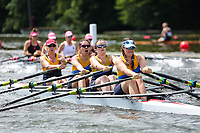 Race: 57  W.MasB.4x  Peterborough City Rowing Club vs Sarasota Crew, USA<br /> <br /> Henley Masters Regatta 2019 - Friday<br /> <br /> To purchase this photo, or to see pricing information for Prints and Downloads, click the blue 'Add to Cart' button at the top-right of the page.