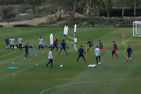 USMNT Training, January 15, 2019