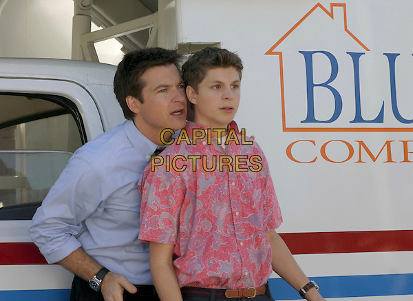 "JASON BATEMAN & MICHAEL CERA.in Arrested Development.Season 2.""Hand To God"".*Editorial Use Only*.www.capitalpictures.com.sales@capitalpictures.com.Supplied by Capital Pictures."