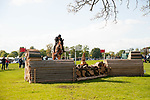 Badminton, Gloucestershire, United Kingdom, 4th May 2019, Pippa Funnell riding Billy Walk On during the Cross Country Phase of the 2019 Mitsubishi Motors Badminton Horse Trials, Credit:Jonathan Clarke/JPC Images