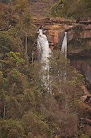 Dores de Guanhaes_MG, Brasil... Cachoeira em Dores de Guanhaes, Minas Gerais...A waterfall in Dores de Guanhaes, Minas Gerais...Foto: LEO DRUMOND / NITRO
