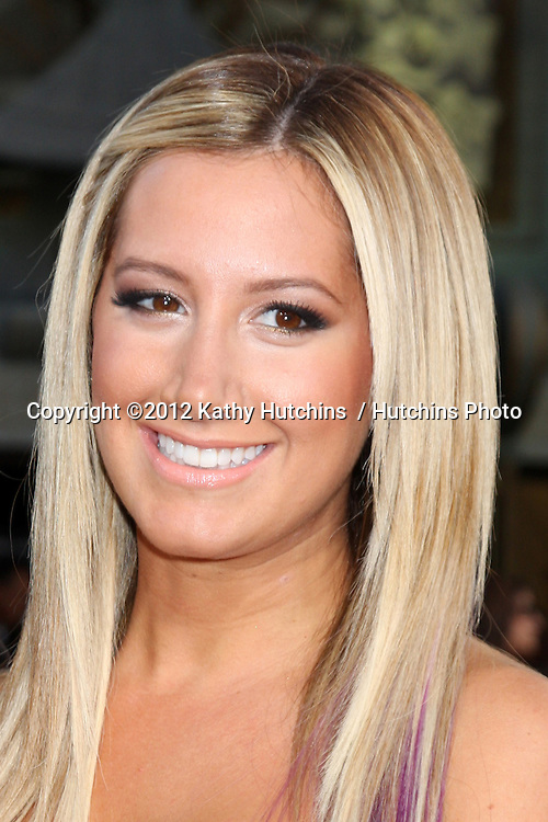"""LOS ANGELES - JUL 17:  Ashley Tisdale arrives at the """"Step Up Revolution"""" Premiere at Graumans Chinese Theater on July 17, 2012 in Los Angeles, CA"""
