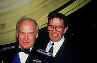 John Glenn & Leonard Nimoy<br /> By Jonathan Green Celebrity Photography USA