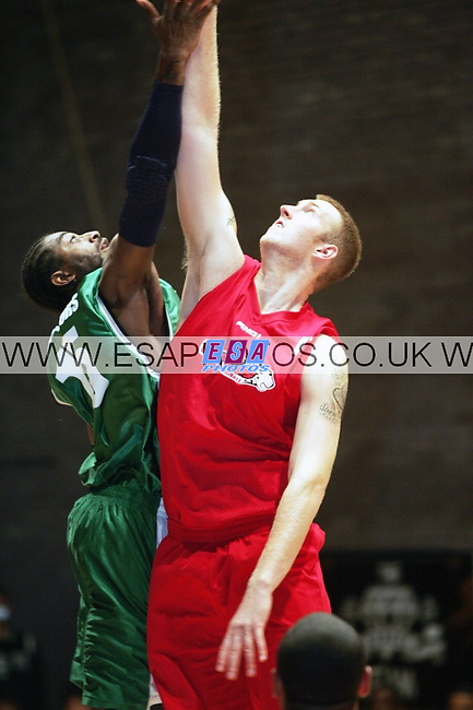 BA LONDON LEOPARDS v WESTMINSTER WARRIORS<br /> ENGLAND BASKETBALL LEAGUE<br /> BRENTWOOD CENTRE<br /> SUNDAY 31ST OCT 2017