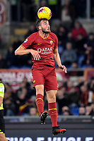 Bryan Cristante of AS Roma <br /> Roma 23/02/2020 Stadio Olimpico <br /> Football Serie A 2019/2020 <br /> AS Roma - Lecce<br /> Photo Andrea Staccioli / Insidefoto