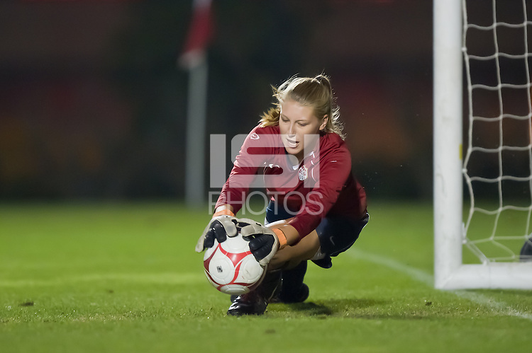 CARSON, CA - September 20, 2010: U-14 Girls' National Team during matches at the Home Depot Center in Carson, California.