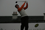 Gonzalo Fernandez-Castano tees off on the 10th hole during the 3rd round greensomes of the Seve Trophy at The Heritage Golf Resort, Killenard,Co.Laois, Ireland 29th September 2007 (Photo by Eoin Clarke/GOLFFILE)