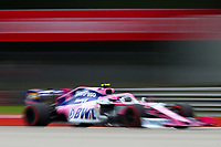 #18 Lance Stroll, Racing Point F1 Team, Mercedes. Italian GP, Monza 5-8 September 2019<br /> Monza 06/09/2019 GP Italia <br /> Formula 1 Championship 2019 <br /> Photo Federico Basile / Insidefoto