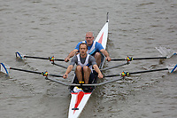 Crew: 228   BRX-HARRIS    Broxbourne Rowing Club    Op MasB/C 2x Champ <br /> <br /> Pairs Head 2017<br /> <br /> To purchase this photo, or to see pricing information for Prints and Downloads, click the blue 'Add to Cart' button at the top-right of the page.