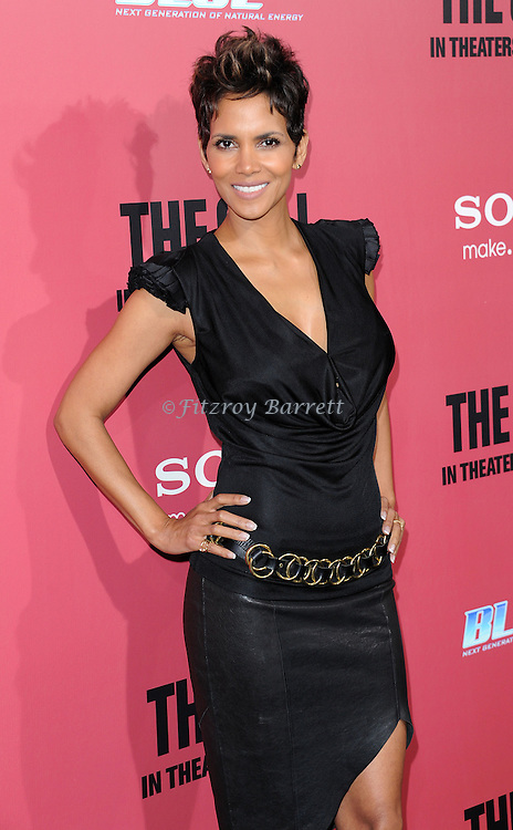 """Halle Berry at the premiere for """"The Call"""" held at Archlight  Theater in Los Angeles, CA. March 5, 2013."""