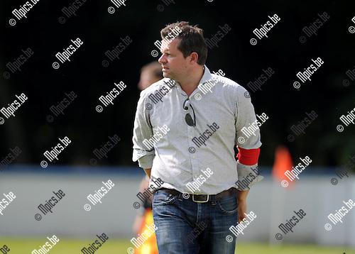 2013-07-15 / Voetbal / seizoen 2013-2014 / Rapid Leest - Hoogstraten VV / Trainer Rapid Leest<br /><br />Foto: Mpics.be
