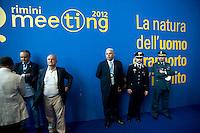 meeting di Comunione e Liberazione, CL, Rimini 2012