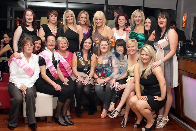 Susan Carolan's Hen in Bru...Picture Jenny Matthews/Newsfile.ie