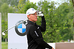 Daniel Gaunt (AUS) tees off on the 8th tee during Day 2 of the BMW International Open at Golf Club Munchen Eichenried, Germany, 24th June 2011 (Photo Eoin Clarke/www.golffile.ie)