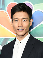 08 August 2019 - Beverly Hills, California - Manny Jacinto. 2019 NBC Summer Press Tour held at Beverly Hilton Hotel. <br /> CAP/ADM/BT<br /> ©BT/ADM/Capital Pictures