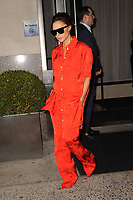 www.acepixs.com<br /> October 12, 2017 New York City<br /> <br /> Victoria Beckham was seen in New York City on October 12, 2017.<br /> <br /> Credit: Kristin Callahan/ACE Pictures<br /> <br /> Tel: 646 769 0430<br /> Email: info@acepixs.com