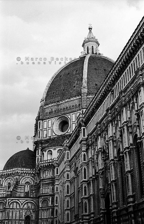 Firenze, Duomo. Cupola del Brunelleschi