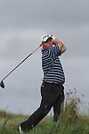 Day one of the Irish PGA championship at Seapoint Golf Club, John Murray, Malahide Golf Club on the 10th Tee....Picture Jenny Matthews/Newsfile.ie