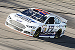 Sprint Cup Series driver Ricky Stenhouse Jr. (17) in action during the Nascar Sprint Cup Series Duck Commander 500 practice at Texas Motor Speedway in Fort Worth,Texas.
