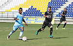 Jaguares venció como local 1-0 a Once Caldas. Fecha 12 Liga Águila II-2017.