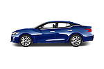 Car Driver side profile view of a2016 Nissan Maxima SV 4 Door Sedan Side View
