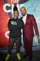 03 January 2018 - Los Angeles, California - Lena Waithe, Common. Showtime's &quot;The Chi&quot; Los Angeles Premiere held at Downtown Independent.     <br /> CAP/ADM/FS<br /> &copy;FS/ADM/Capital Pictures