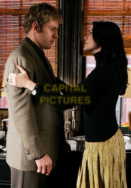 """RON ELDARD & RENA SOFER.in Blind Justice.""""Seoul Man"""".*Editorial Use Only*.www.capitalpictures.com.sales@capitalpictures.com.Supplied by Capital Pictures."""