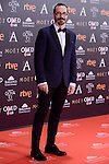 Fele Martinez attends to the Red Carpet of the Goya Awards 2017 at Madrid Marriott Auditorium Hotel in Madrid, Spain. February 04, 2017. (ALTERPHOTOS/BorjaB.Hojas)
