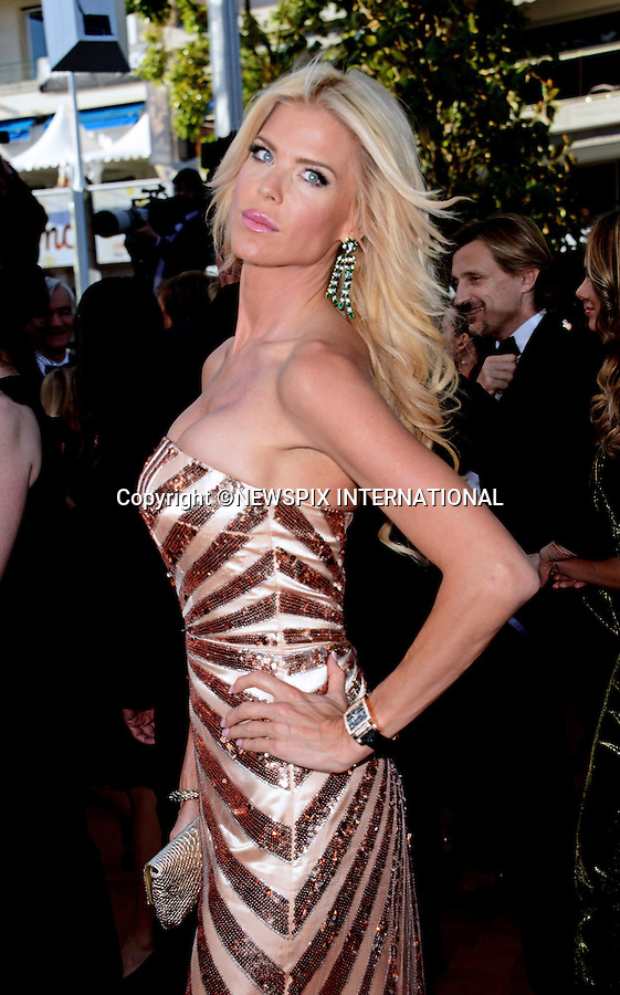 VICTORIA SILVSTEDT<br /> attends the &quot;Deux Jour, Une Nuit&quot; screening at the 67th Cannes Film Festival, Cannes<br /> Mandatory Credit Photo: &copy;NEWSPIX INTERNATIONAL<br /> <br /> **ALL FEES PAYABLE TO: &quot;NEWSPIX INTERNATIONAL&quot;**<br /> <br /> IMMEDIATE CONFIRMATION OF USAGE REQUIRED:<br /> Newspix International, 31 Chinnery Hill, Bishop's Stortford, ENGLAND CM23 3PS<br /> Tel:+441279 324672  ; Fax: +441279656877<br /> Mobile:  07775681153<br /> e-mail: info@newspixinternational.co.uk