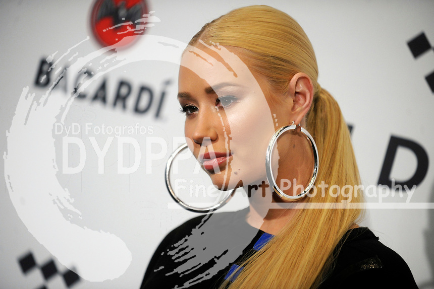 Iggy Azalea beim 3. TIDAL X Brooklyn Benefizkonzert im Barclay's Center. New York, 17.10.2017