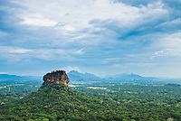 Sigiriya Rock and Pidurangala Rock, Sri Lanka