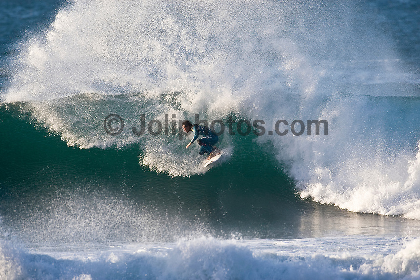 JORDY SMITH (ZAF)  surfing at Bells Beach, Torquay Victoria, Australia (Thursday, April 16 2009)  Photo: joliphotos.com