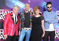 Neon Trees at the TeenNick HALO Awards held at The Palladium in Hollywood, California on November 17,2012                                                                               © 2012 Debbie VanStory/ iPhotoLive.com