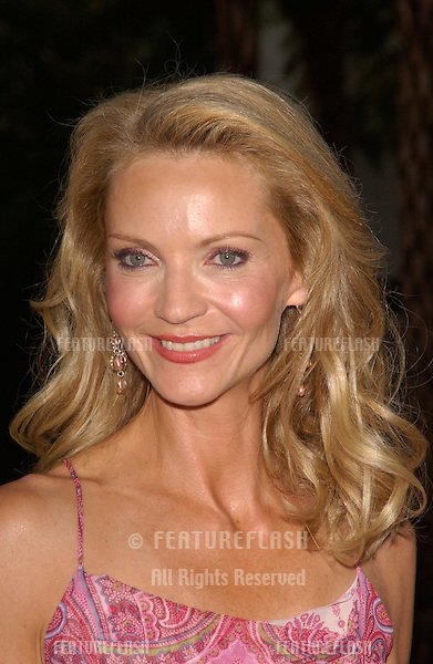 Actress JOAN ALLEN at the world premiere, in Hollywood, of her new movie The Bourne Supremacy..July 15, 2004