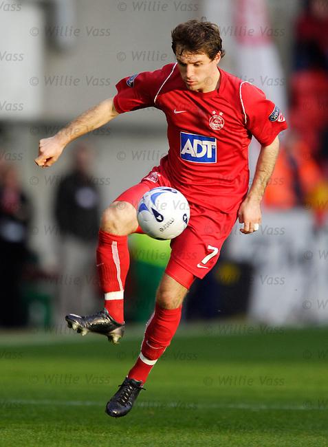 Jamie Smith, Aberdeen.stock season 2005-2006.pic willie vass