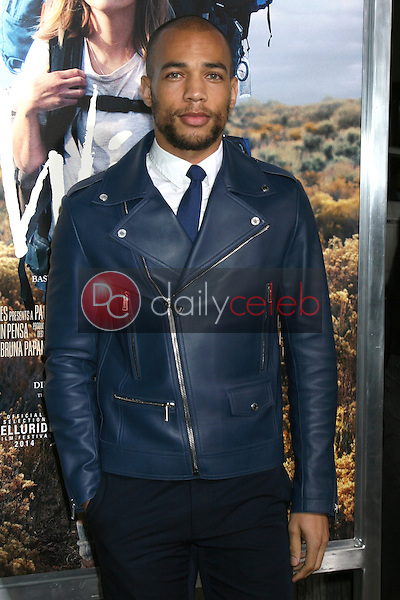 Kendrick Sampson<br />
