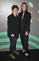 Sally Wainwright and Suranne Jones at the &quot;Gentleman Jack&quot; BFI &amp; Radio Times Television Festival screening &amp; Q&amp;A, BFI Southbank, Belvedere Road, London, England, UK, on Sunday 14th April 2019.<br /> CAP/CAN<br /> &copy;CAN/Capital Pictures