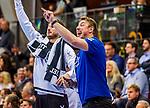 Filip Jicha, (THW Kiel #C1) / TVB 1898 Stuttgart - THW Kiel / DHB Pokal Viertelfinale / HBL / 1.Handball-Bundesliga / SCHARRrena / Stuttgart Baden-Wuerttemberg / Deutschland beim Spiel im DHB Pokal Viertelfinale, TVB 1898 Stuttgart - THW Kiel.<br /> <br /> Foto © PIX-Sportfotos *** Foto ist honorarpflichtig! *** Auf Anfrage in hoeherer Qualitaet/Aufloesung. Belegexemplar erbeten. Veroeffentlichung ausschliesslich fuer journalistisch-publizistische Zwecke. For editorial use only.