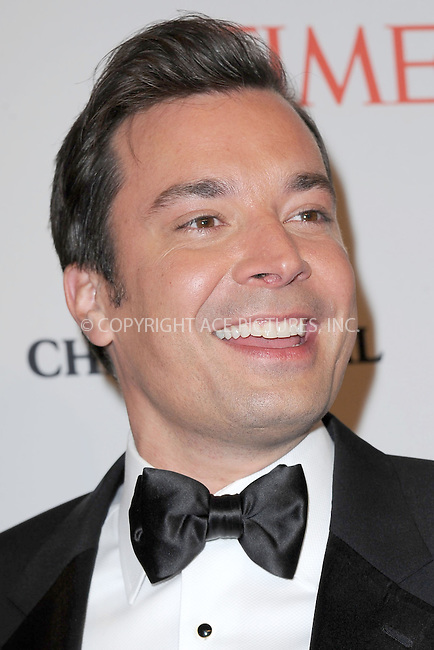 WWW.ACEPIXS.COM . . . . . .April 23, 2013...New York City....Jimmy Fallon attends TIME 100 Gala, TIME'S 100 Most Influential People In The World at Jazz at Lincoln Center on April 23, 2013 in New York City ....Please byline: KRISTIN CALLAHAN - ACEPIXS.COM.. . . . . . ..Ace Pictures, Inc: ..tel: (212) 243 8787 or (646) 769 0430..e-mail: info@acepixs.com..web: http://www.acepixs.com .