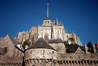 Mont-St-Michel, France