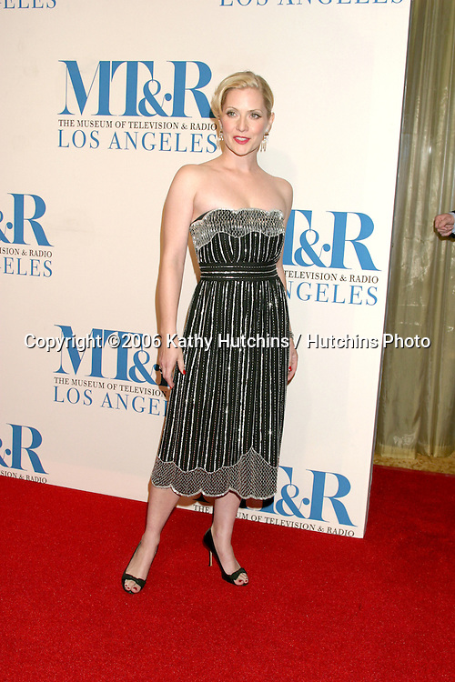 Emily Proctor.Museum of TV & Radio Annual Gala IHO Les Moonves and Jerry Bruckheimer.Regent Beverly Wilshire Hotel.Beverly Hills, CA.October 30, 2006.©2006 Kathy Hutchins / Hutchins Photo....