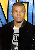 Chris Eubank Jr at the Black Panther European Premiere at the Eventim Apollo, Hammersmith, London on Thursday 8th February 2018<br /> CAP/ROS<br /> CAP/ROS<br /> &copy;ROS/Capital Pictures